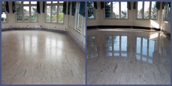 Custom Stone And Tile Care Home